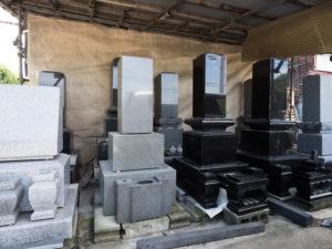 石材店 墓石