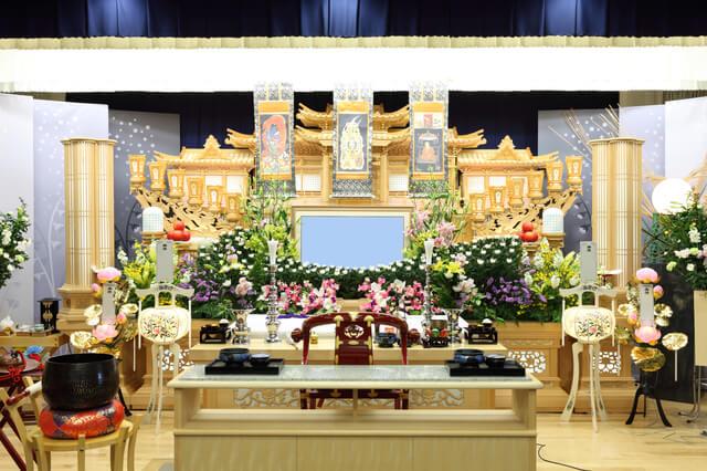 祭壇の種類